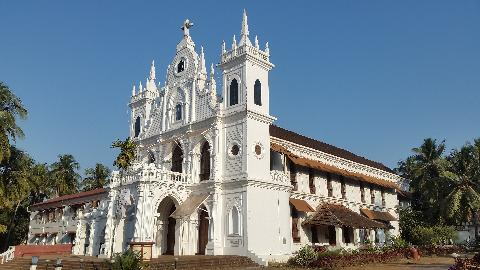 St. Anthony's Church Siolim