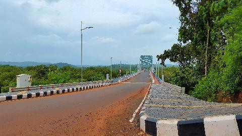 Goa Calvim Bridge