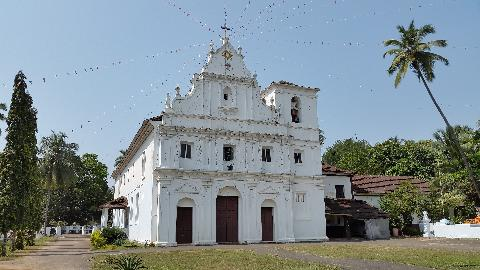 Holy Trinity Church Arpora Goa