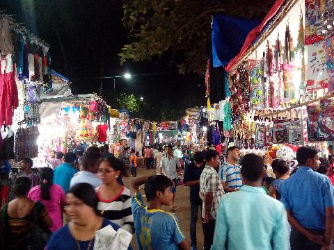 Panjim Church Feast in Goa