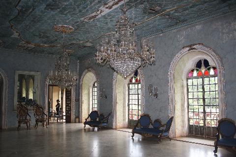 Menezes Braganza House, Chandor