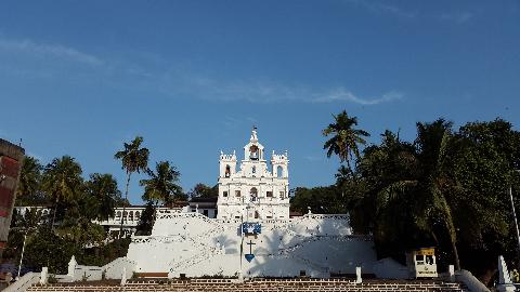 Our Lady of the Immaculate Conception Church, Panjim Goa