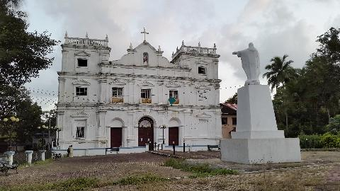 St. Joao the Evangelist Church Goa