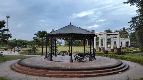 Caranzalem Parks