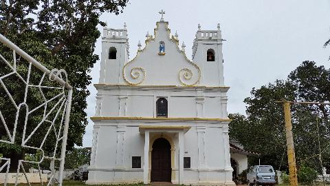 St. Bartholomew Church Goa
