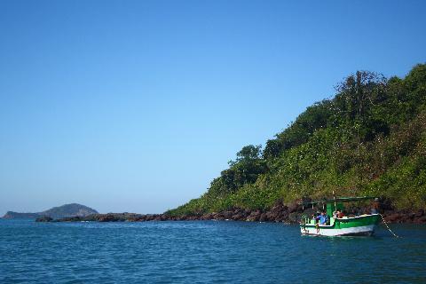 Grande Island / Bat Island Trip