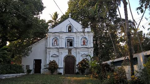 Chapel of Our Lady of Todo O Ben