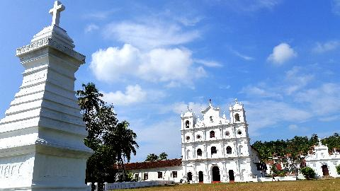 St. Diago Church, Guirim / Sangolda